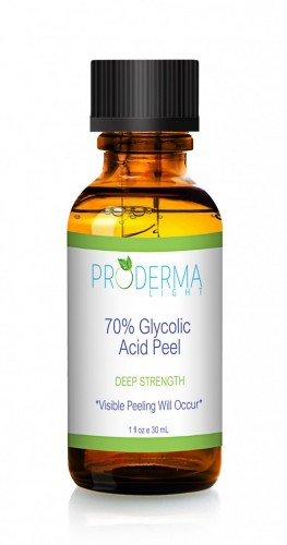 70% Glycolic Acid Chemical Peel