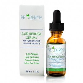 2.5% Retinol Face Serum